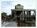 The hydraulic canal lift at Arques