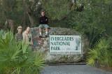 Ton, Rob and Ben at Everglades National Park