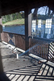 Boathouse Reflection #3