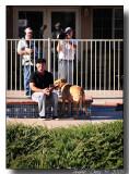 Cesar Millan The Dog Whisperer with Sunrise Balloons