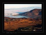 Lake Skinner from above