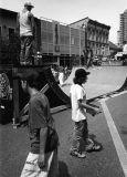 Skateboarders, Ottawa, Canada