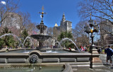 City Hall Park, New York City