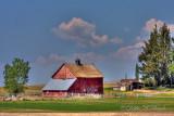 Davenport, WA Barn