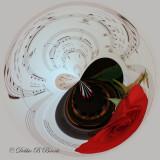 Musical Score/Piano/Rose