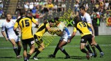 Hurricanes vs Cheetahs rugby Union New Plymouth Feb 2009