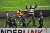 Tenderlink Taranaki vs Hawkes Bay rugby union Air NZ Cup 2009