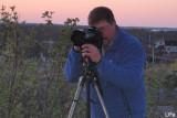 solnedgångsfotograf