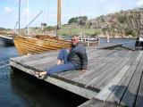 Hans på Bassholmen