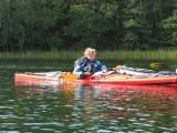 Paula läser sjökort