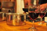 Lite god dryck förhöjer smakupplevelsen