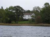 Blekunge gård en av redargårdarna i Kullboviken.