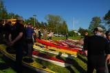 42 kajaker presenterades för deltagarna.