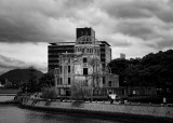 A-Bomb Dome Hiroshima Japan