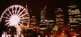 The Ferris Wheel with Perth City in the back ground