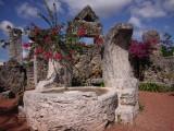 Moon Fountain  & North Wall