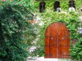 Flowers & Gate