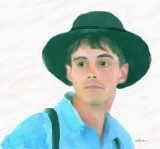 An Amish Young Man