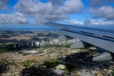 Almost landing in Recife, PE
