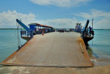 The ferry-boat to Lucena, PB