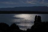 Sunset on Lake Geneva !