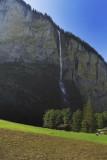 Staubach Falls (1'000 feet high)