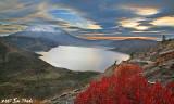 3rd Place:   Mt St Helens - Spirit Lake