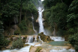 4th Place:    Tad  Kuang Si (Water Falls, North Central Laos)