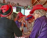 Red Hat Society  *