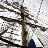 3 Masted Square Rigger