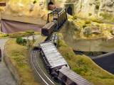 Not bad, but Leo's had more extensive derailments on our model railroad club's layout
