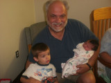 Me and my grandchildren