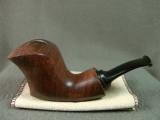 *CP - NFS* Longford-'Testpfeife' aus australischem Jarrah-Wood. Sieht interessant aus und raucht sich sehr angenehm!