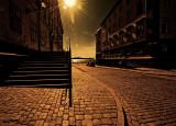 stockholm in sepia