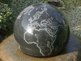 Marble Globe Emirates Towers Dubai.jpg
