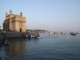 Gateway to India and Harbour Mumbai.jpg