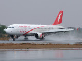1331 17th December 08 Wet landing at Sharjah Airport.jpg