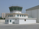 Air Traffic Control Tower Al Mahatah Museum Sharjah
