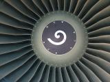 0951 4th Jan 06 A320 Engine Sharjah Airport.JPG
