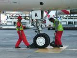 1553 17th Jan 06 Chocks on A6-ABA Sharjah Airport.JPG