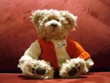 1901 21st Jan 06 Wilbur the bear at home.JPG
