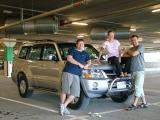 1609 31st Mar 06 We took the car to IKEA as a farewell trip.JPG