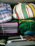 0740 21st May 06 Kabul Baggage in the hold.JPG