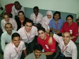 1425 21st June 06 Air Arabia Team at Sharjah Airport.JPG
