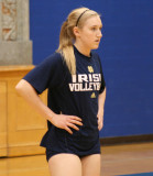 Notre Dame Volleyball