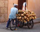 Santo Domingo street seller