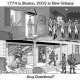 history never changes