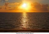 015  Sunrise Over Long Bay Beach.JPG