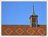 Church Roof Detail