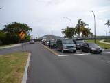 Traffic in St. Thomas, USVI